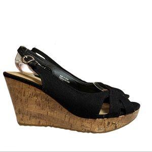 🔥DLG Strappy Wedge Adjustable Heels